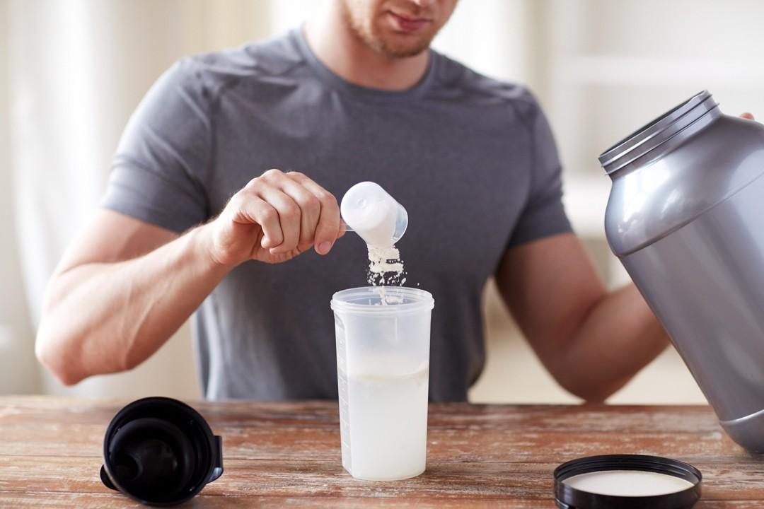Cara minum susu whey protein Yang Benar
