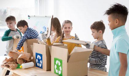 Melestarikan Lingkungan dan cara mudah menerapkannya untuk anak usia dini