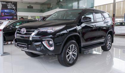 Spesifikasi Toyota Fortuner